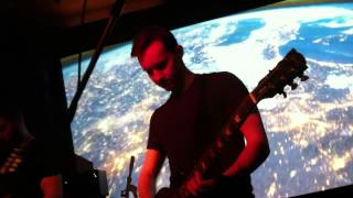 "Cloudkicker Intro ""Warmth of the Daytime"" ""Weather Front"" 1st live show Columbus, Ohio 3/29/14"