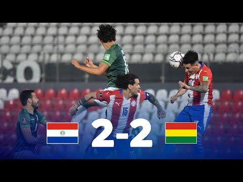 Eliminatorias | Paraguay vs Bolivia | Fecha 4