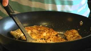 Pecan Crusted Trout - Quick and Easy Meals