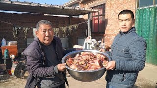 【食味阿远】阿远做酱牛肉吃,花1770块买了49斤牛腱子,老板说:我都没得卖了 | Shi Wei A Yuan