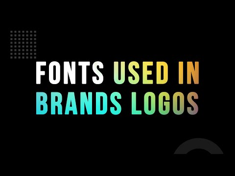 20+ BEST FONTS for LOGO DESIGN - 20+ Amazing FREE Fonts For LOGOS Please Like | Comment | Share and .