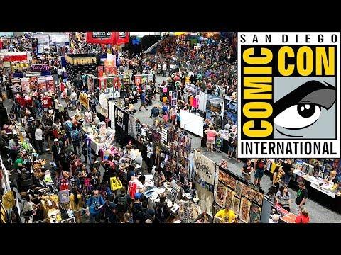 San Diego Comic Con 2018 Tour