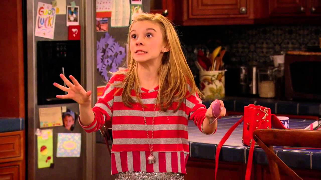 G Hannelius  Everything she was in before Dog With A Blog