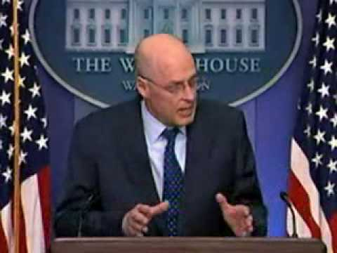 ECONOMY: Paulson on the Stimulus Package (Full Remarks)