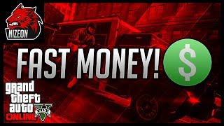 BEST WAY TO MAKE MONEY IN GTA 5 ONLINE 2018 (PS4/XBOX/PC)