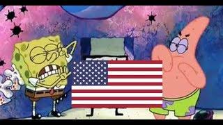 Spongebob WW2 Memes