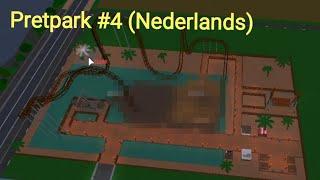 Roblox Amusement Park Building-The Pirate Boat (English)