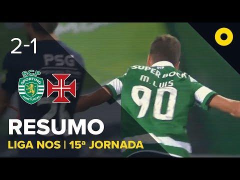 Sporting 2-1 Belenenses - Resumo | SPORT TV