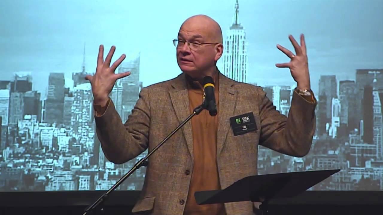 Tim Keller - A Biblical Perspective on Risk