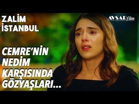Cemre Nedim'in Karşısında Gözyaşlarını Tutamıyor😢 - Zalim İstanbul 38. Bölüm