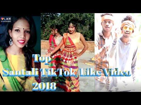 New Santali video 2018 || TikTok/Like video || Musicaly/Drama