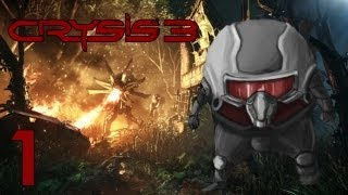 Прохождение CRYSIS 3 - #1 Пост-человек