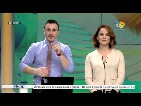 Wake Up, 16 Shkurt 2016, Pjesa 3 - Top Channel Albania - Entertainment Show