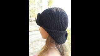 Презентация моей новой модели шапки-ушанки