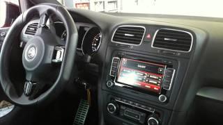 Golf V GTI Pirelli Golf VI R 0-100
