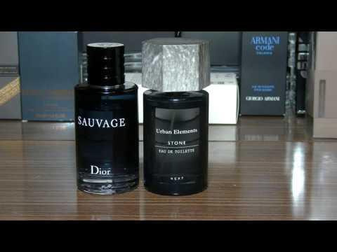 DIOR SAUVAGE EDP VS DIOR SAUVAGE EDT - Sauvage EDP First .