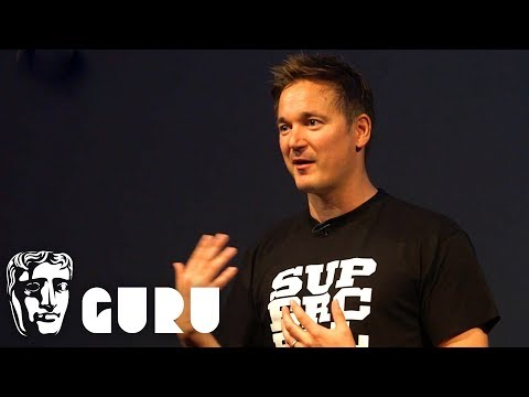 Supercell's Ilkka Paananen | Games Lecture 2016