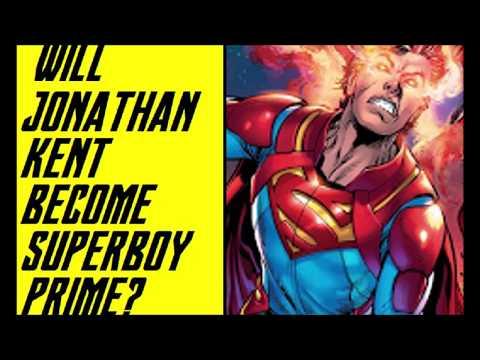 Brian Michael Bendis Turns Jon Kent Into Superboy Prime?