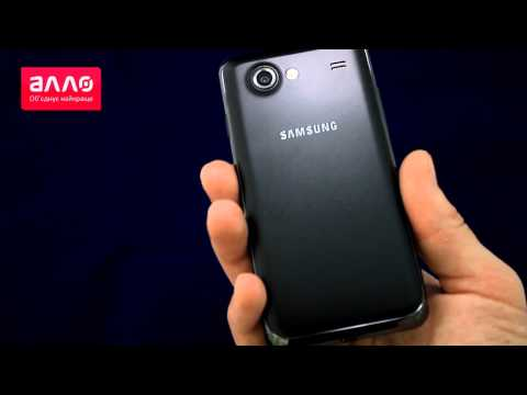 Демонстрация смартфона Samsung Galaxy S Advance I9070