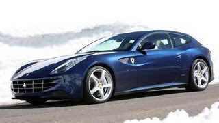 2012 Ferrari FF - First Drive Review - CAR and DRIVER