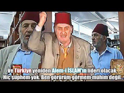(K456) Alem-i İSLAM'ın Lideri Türkiye, Üstad Kadir Mısıroğlu