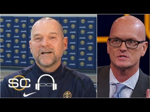 Nuggets' coach Michael Malone calls Nikola Jokic a 'Hall of Fame player' | SC with SVP