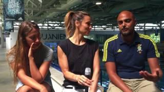 Corsia4 - Camera di Chiamata con Simona Quadarella e Cristian Minotti