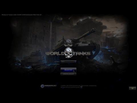Нано интерфейс для World of Tanks