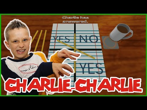 Charlie Charlie Challenge, Charlie is Hacking!