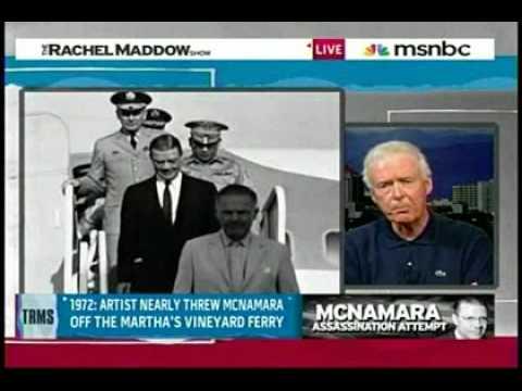 Robert McNamara has died - Maddow