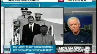 Robert McNamara has died - Maddow