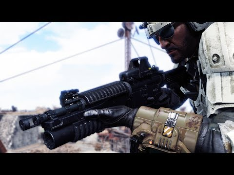 M203 Grenade Launcher - Upcoming Mods - Episode 98 - Fallout 4 (PC/Xbox One)