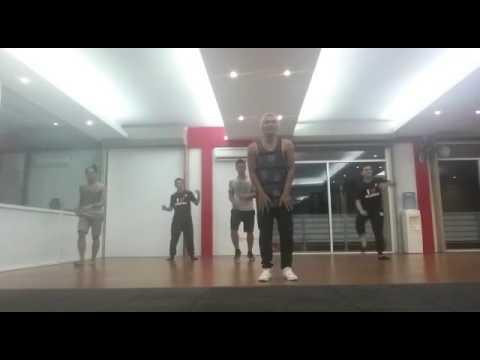 Bebot Black Eyed Peas Hip Hop Dance Practice  3J Fitness Crews