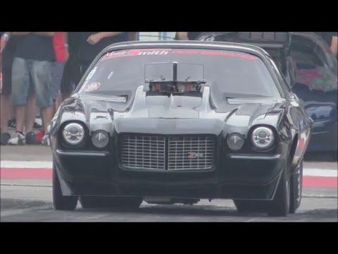 Monza's Split Bumper Camaro vs Hidalgo's n2o Camaro at Redemption 7.0