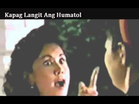 CLIPS - KAPAG LANGIT ANG HUMATOL 01