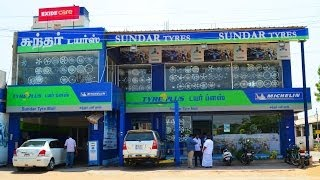 Sundar Tyre Mall ~ One stop Tyre Solution*