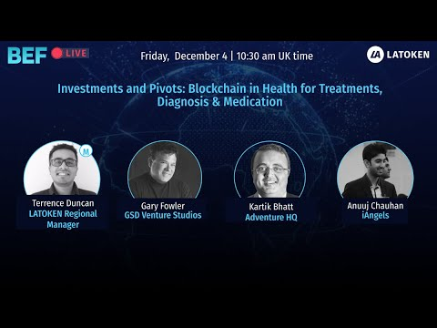 Investment and Pivots: Blockchain in Health for Treatments, Diagnosis & Medication