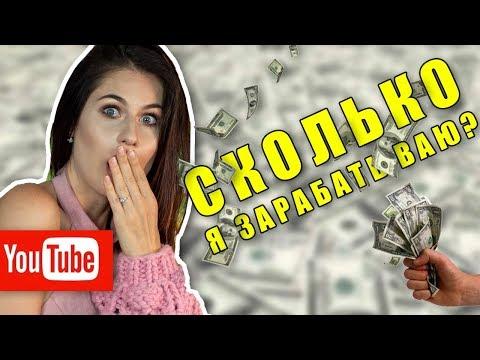 Сколько я зарабатываю на YouTube с 20k подписчиками? | Статистика и цифры 💶