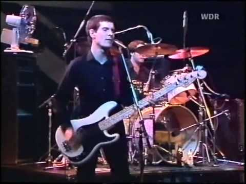 The Joe Jackson Band - One More Time (Live 1980)