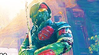 Shadow Warrior 2 - 25 Minutes of AWESOME Gameplay (PC PS4 Xbox One)