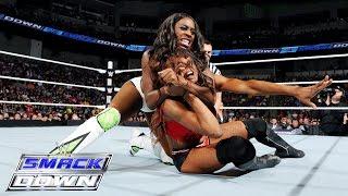 Alicia Fox vs. Naomi: SmackDown, June 25, 2015