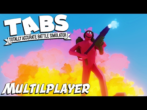 TABS Multiplayer LIVE - Totally Accurate Battle Simulator Multiplayer Livestream