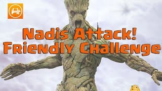 💥EXCLUSIVE NEWS! Nadis Attack & Update Simmulated Attack💥 War Recap Onehive Dragon Flower