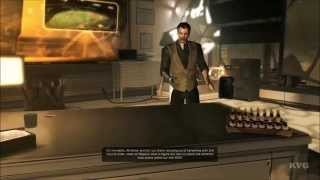 Deus Ex: Human Revolution Complete Edition Gameplay (PC HD) [1080]