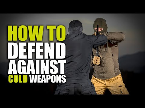 Defence against cold weapons
