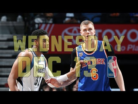 NBA Daily Show: Dec. 13 - The Starters