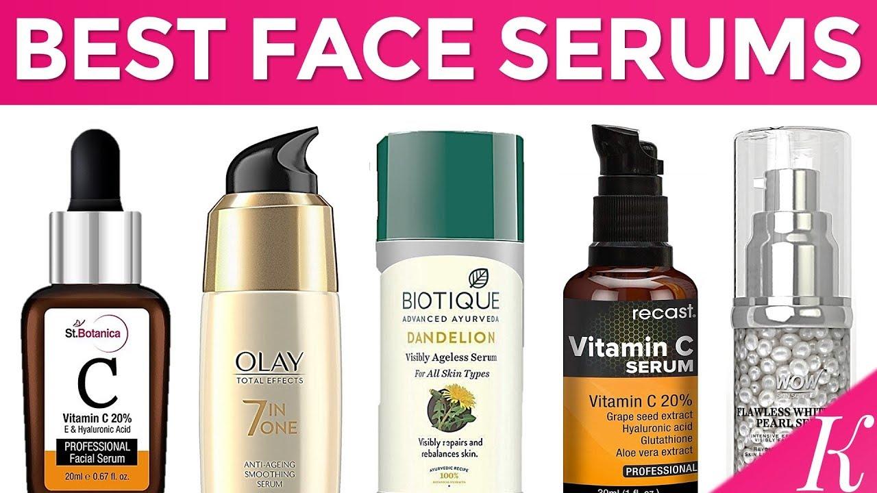 best night serum for face