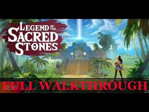 Download AE Mysteries: Legend of the Sacred Stones FULL Walkthrough [HaikuGames]