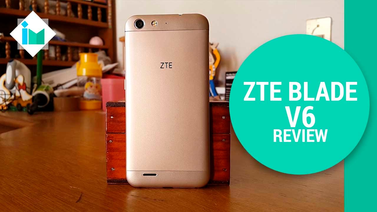 zte blade v6 plus review returned