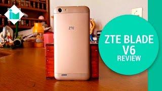 ZTE Blade V6 - Review en español